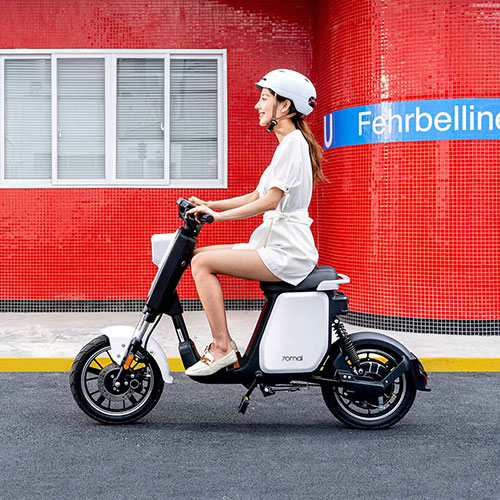 70mai Smart Electric Scooter White