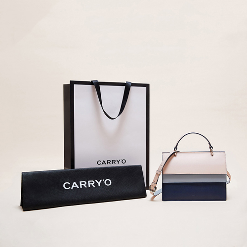 CARRY'O Double-sided Bag Pink