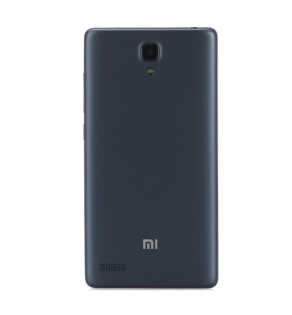 Xiaomi Redmi Note 4G Dual SIM Back Cover Black