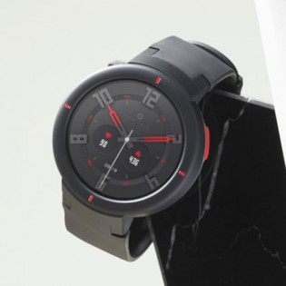 Amazfit IoT Verge Smartwatch Black