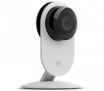 Yi Home Camera Night Vision White