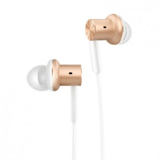 Xiaomi Mi In-Ear Headphones Gold