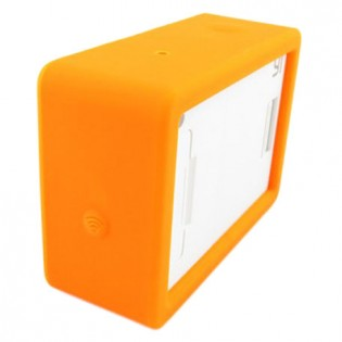 Xiaomi Yi Action Camera Silicone Protective Case Orange