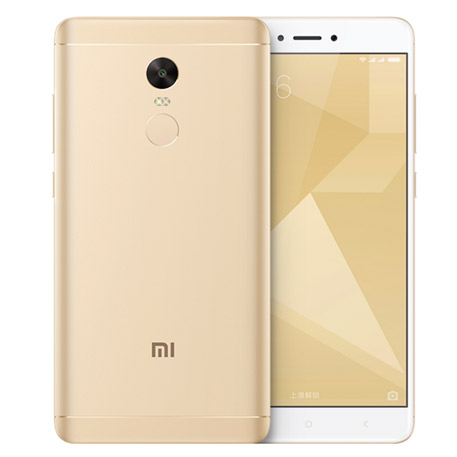 Xiaomi Redmi Note 4X 3GB/32GB Dual SIM Gold