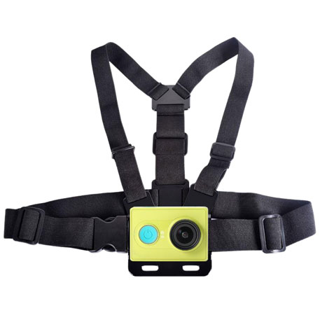 Xiaomi Yi Action Camera Chest Strap Mount