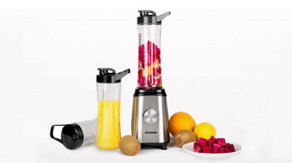 Make Your Healthy Diet Menu with Mi Home Portable Blender
