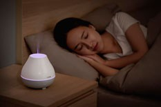 Add Moisture to the Home Air During the Cold Season with Viomi Humidifier and Aromatherapy Diffuser