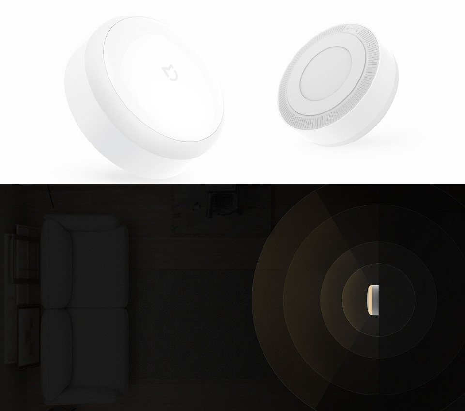 MiJia Induction Night Light with Motion Sensor Motion Sensor